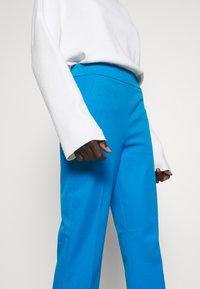 J.CREW TALL - GEORGIE PANT - Stoffhose - prussian blue - 3