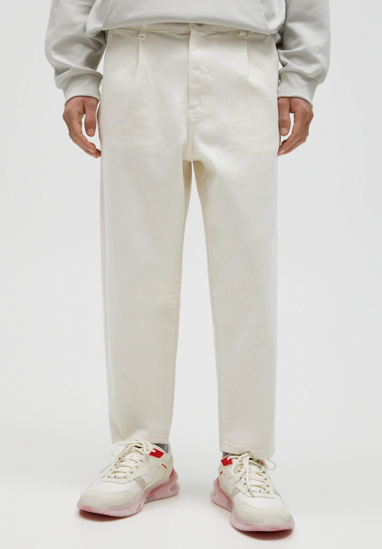 Herren MIT BUNDFALTEN - Jeans Relaxed Fit