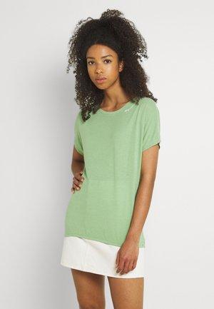 PECORI - Print T-shirt - green