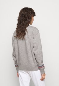 Polo Ralph Lauren - SEASONAL - Sweatshirt - dark vintage heat - 0