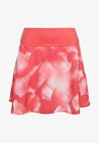 POWERSHAPE SOFT GEO SKIRT - Sports skirt - rapture rose
