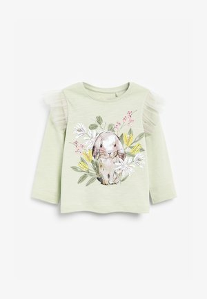 BUNNY  - Long sleeved top - green