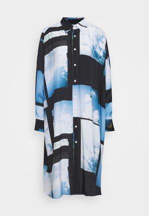 FREE - Button-down blouse - heaven blue