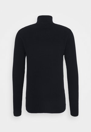 RRBROCK KNIT - Jumper - navy