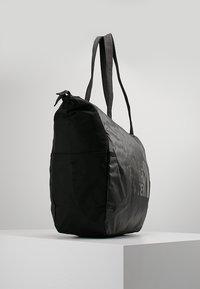 The North Face - STRATOLINE TOTE - Sports bag - black - 3