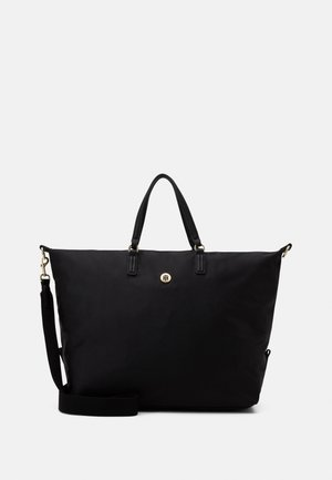 POPPY WEEKENDER - Tote bag - black