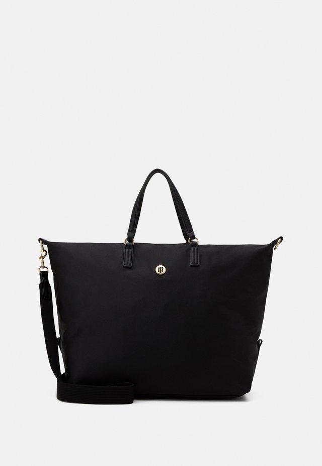 POPPY WEEKENDER - Shopping bag - black
