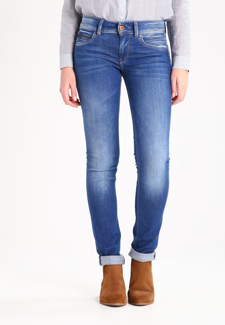 Pepe Jeans - NEW BROOKE - Slim fit jeans - d45