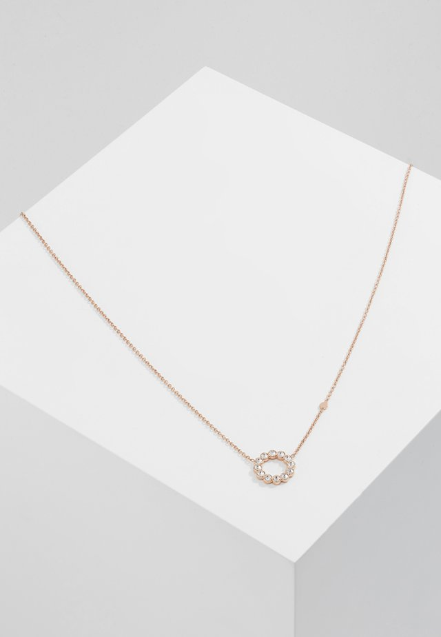 Ketting - roségold coloured
