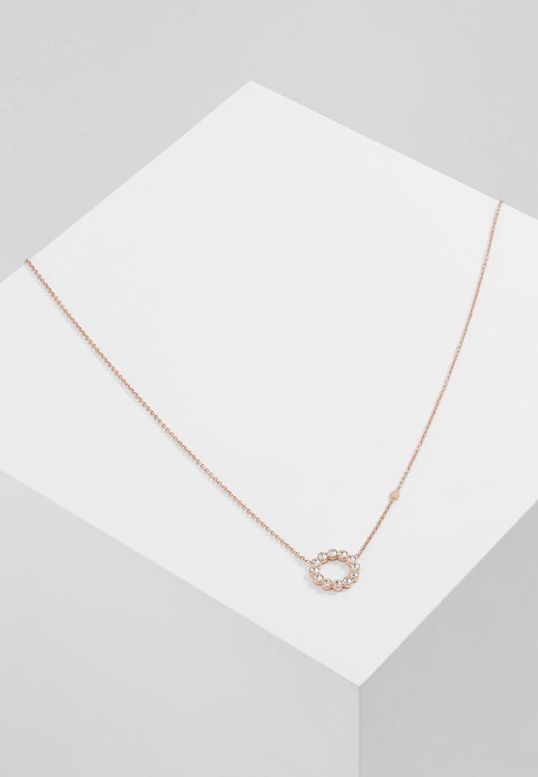 Fossil - Collier - roségold coloured