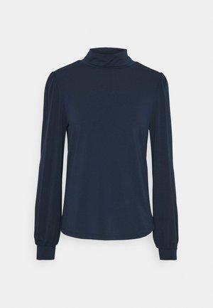 VIEBONI - Bluzka z długim rękawem - navy blazer