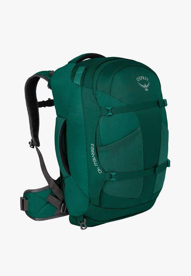 FAIRVIEW - Tagesrucksack - rainforest green
