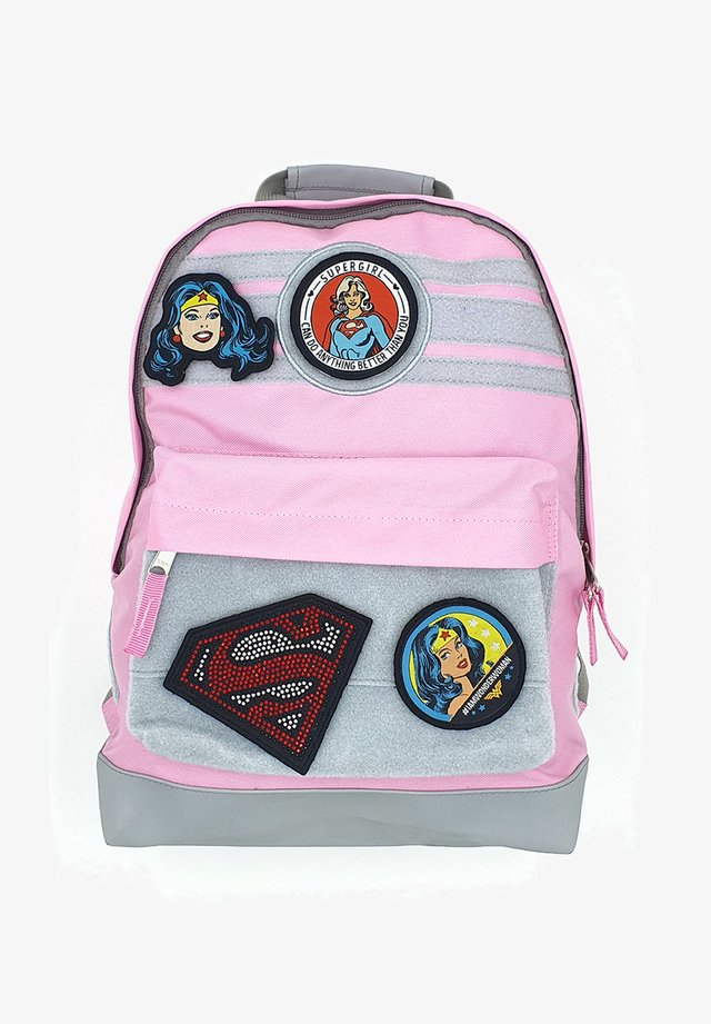 JUSTICE LEAGUE BACKPACK - Rucksack - pink