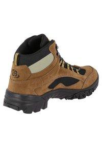 Brütting - CHIMNEY - Walking boots - brown - 3
