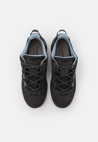 Lowa - SIRKOS EVO GTX - Hiking shoes - graphite/iceblue - 3