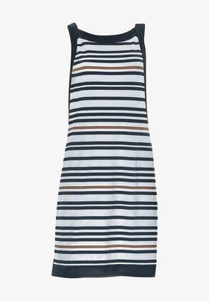 GOLDEN LINE - Day dress - light-blue denim/off-white