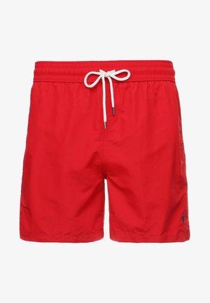 TRAVELER - Shorts da mare - red
