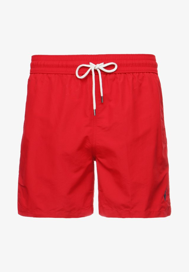 TRAVELER - Badeshorts - red