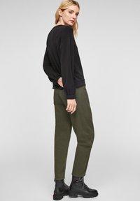 s.Oliver - Sweatshirt - black - 2
