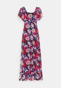 Molly Bracken - LADIES DRESS - Długa sukienka - gerbera/navy - 0
