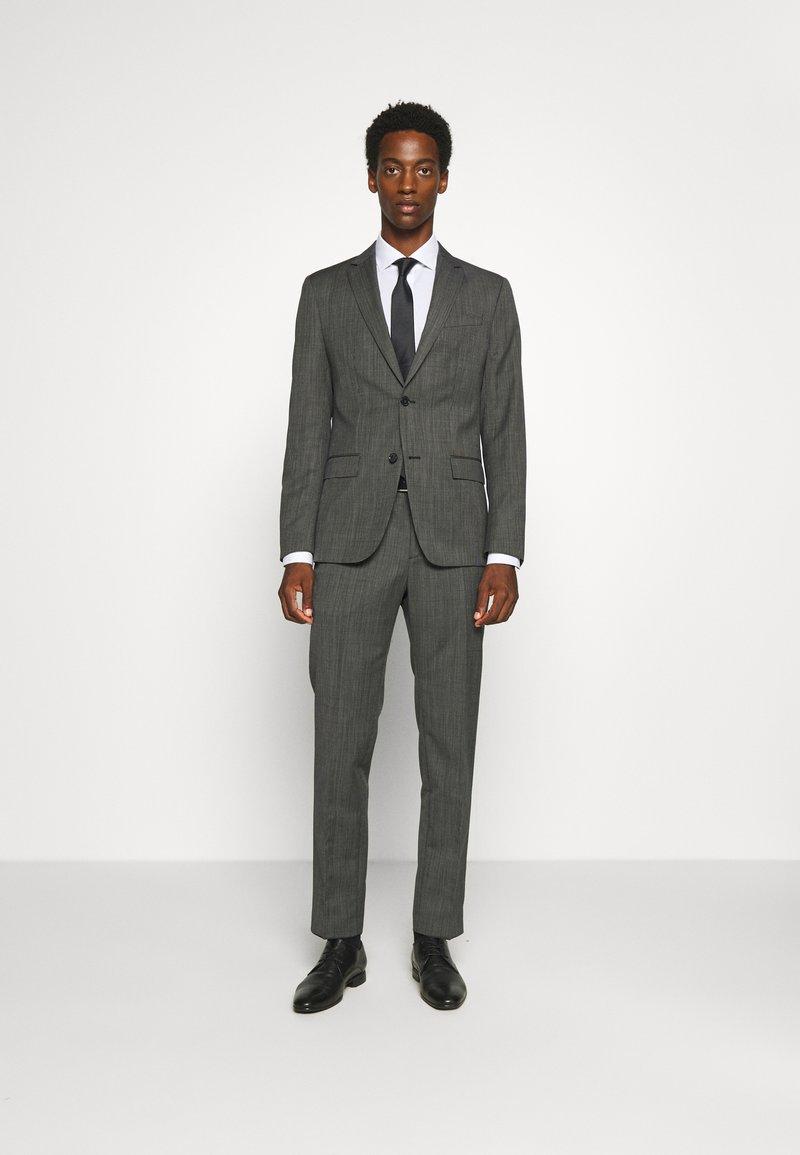 Calvin Klein Tailored - EXCLUSIVE MINIDOT SUIT - Suit - blue
