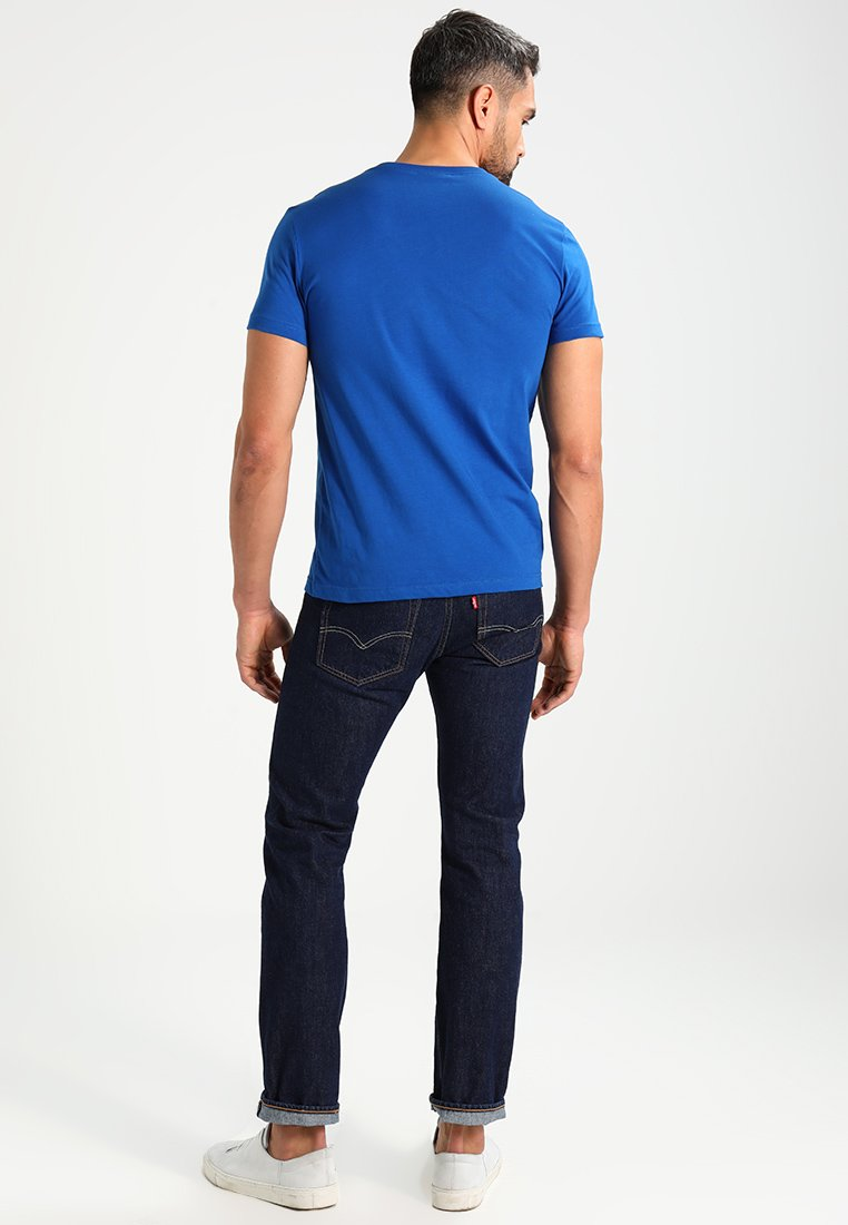 Lacoste Basic T-shirt - electric UAHb5
