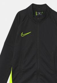 Nike Performance - DRY ACADEMY SET - Trainingsanzug - black/volt - 3