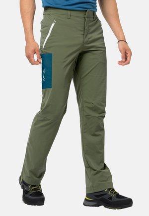 OVERLAND  - Outdoor trousers - light moss