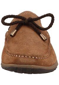 Sansibar Shoes - Bootschoenen - beige - 5