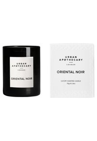 Urban Apothecary - LUXURY BOXED GLASS CANDLE - ORIENTAL NOIR - Duftlys - - - 1