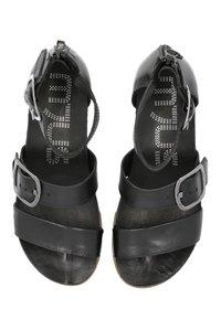 MJUS - Platform sandals - nero - 4