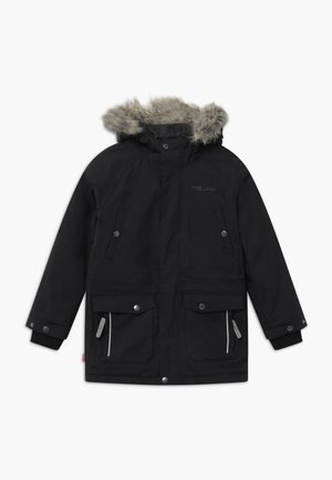 KIDS NORDKAPP - Parka - black