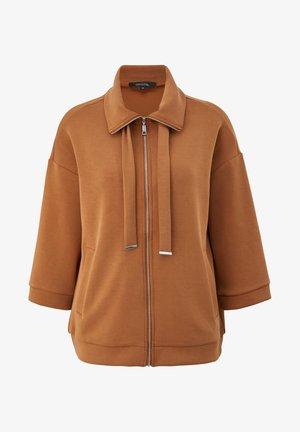 AUS SCUBA-JERSEY - Light jacket - brown