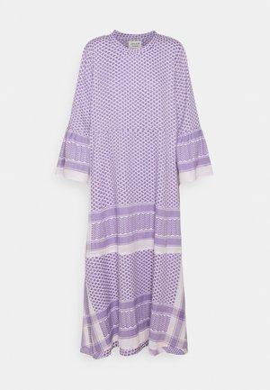 LUNA DRESS - Day dress - lavender fog/lavender silk