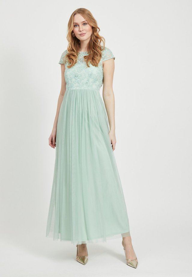 Suknia balowa - cameo green