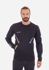 Mammut - AVERS - Sweatshirt - black - 0