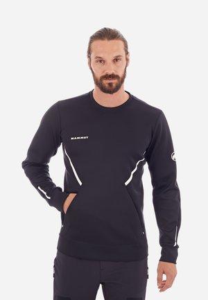 AVERS - Sweatshirt - black