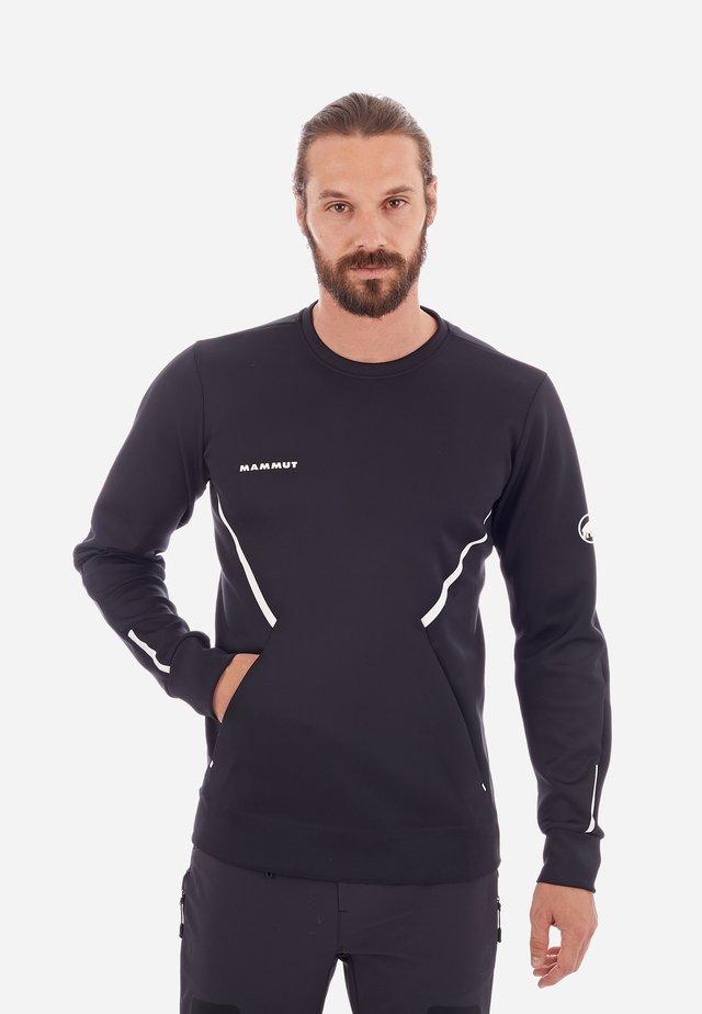 AVERS - Sweater - black
