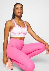 Nike Performance - ONE LUXE - Tights - hyper pink - 3