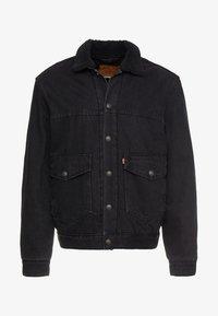 PATCH TRUCKER - Denim jacket - ricky