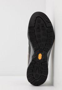 Scarpa - ZEN PRO - Hiking shoes - charcoal/tonic - 4