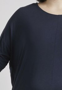 MY TRUE ME TOM TAILOR - Long sleeved top - real navy blue                blue - 4