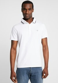 Guess - WALT  - Polo shirt - true white - 0