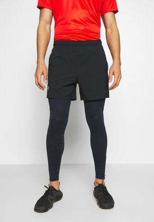 JCOZREFLECTIVE RUNNING  - Leggings - sky captain