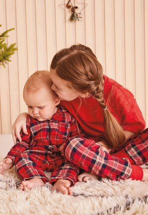 CHRISTMAS TARTAN  - Pyjamas - red
