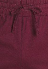 Pier One - Pyjama set - bordeaux - 8