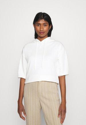 HOODIE - Sweatshirt - light beige
