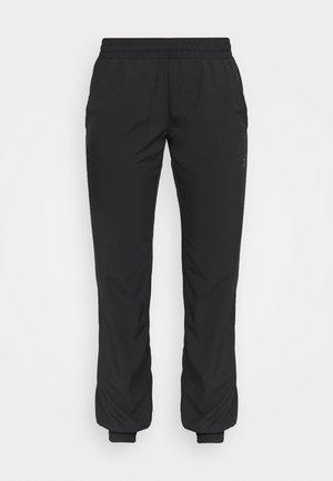 NORA PANT - Spodnie materiałowe - black