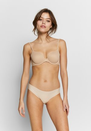 INVISIBLE 2 PACK - Slip - nude