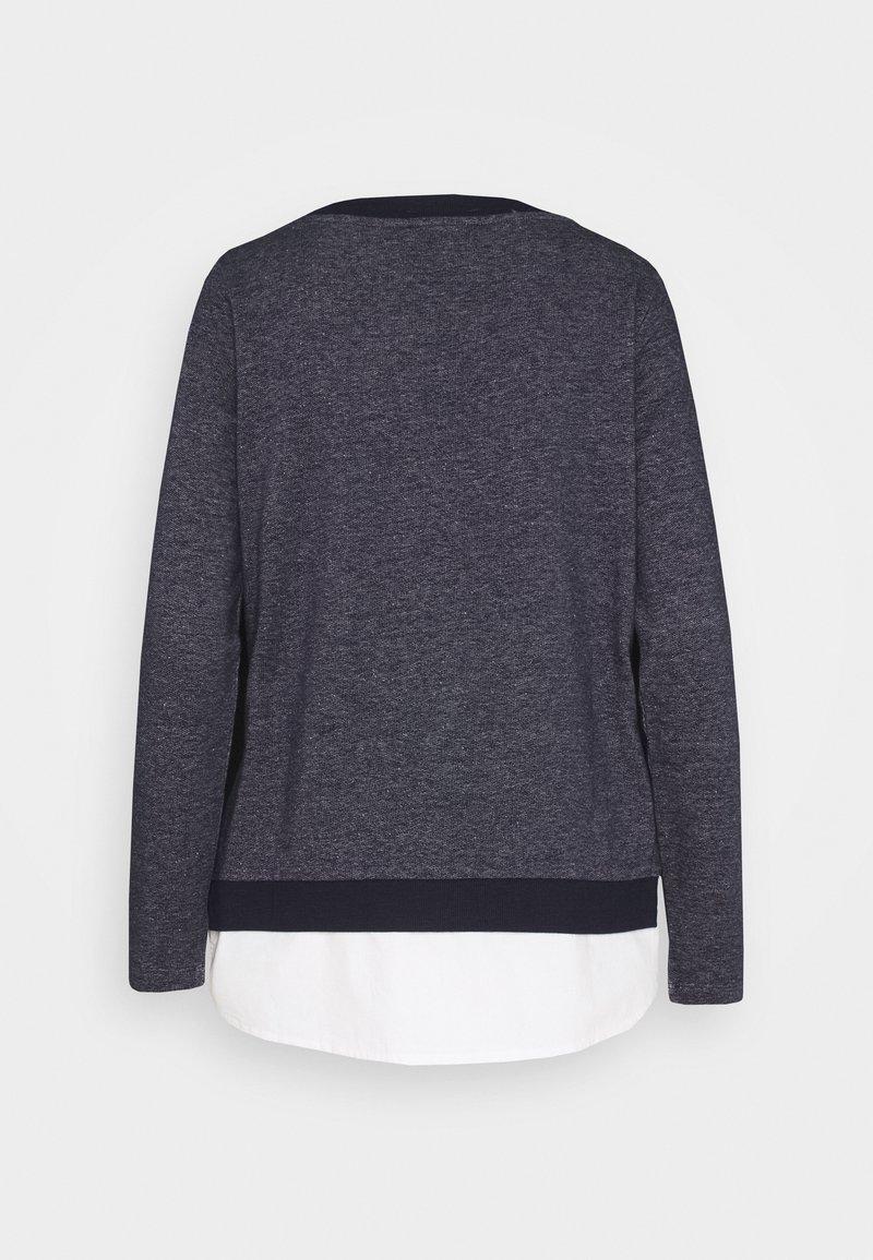 Esprit Sweatshirt - navy/dunkelblau Bdis8N